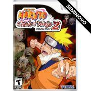 Naruto: Clash of Ninja Revolution 2 - Wii (Seminovo)