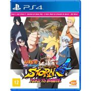 Naruto Shippuden Ultimate Ninja Storm 4 Road to Boruto - PS4