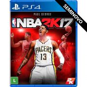 NBA 2K17 - PS4 (Seminovo)