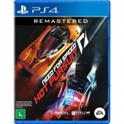 Need for Speed Hot Pursuit Remastered - PS4