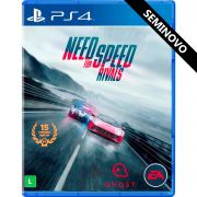 Need for Speed Rivals - PS4 (Seminovo)