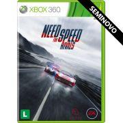 Need for Speed Rivals - Xbox 360 (Seminovo)