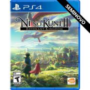 Ni no Kuni II Revenant Kingdom - PS4 (Seminovo)