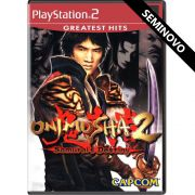 Onimusha 2 Samurai's Destiny (Greatest Hits) - PS2 (Seminovo)