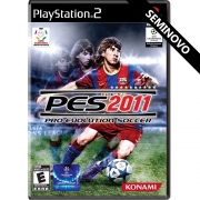 PES 2011 - PS2 (Seminovo)