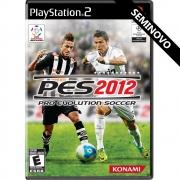 PES 2012 - PS2 (Seminovo)