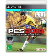 PES 2018 - PS3