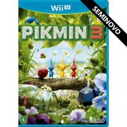 Pikmin 3 - Wii U (Seminovo)