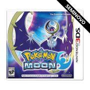 Pokémon Moon - 3DS (Seminovo)