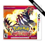 Pokémon Omega Ruby - 3DS (Seminovo)