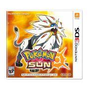 Pokémon Sun- 3DS