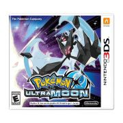 Pokémon Ultra Moon - 3DS