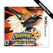 Pokémon Ultra Sun - 3DS (Seminovo)