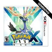 Pokémon X - 3DS (Seminovo)