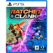 Ratchet e Clank Em Uma Outra Dimensão - PS5