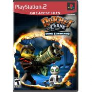 Ratchet e Clank Going Commando (Greatest Hits) - PS2