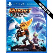 Ratchet e Clank - PS4 (Seminovo)