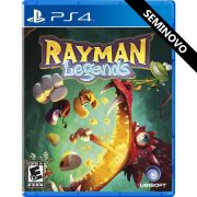 Rayman Legends - PS4 (Seminovo)