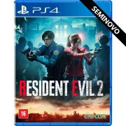 Resident Evil 2 - PS4 (Seminovo)