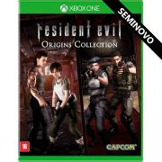 Resident Evil Origins Collection - Xbox One (Seminovo)