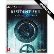 Resident Evil Revelations - PS3 (Seminovo)