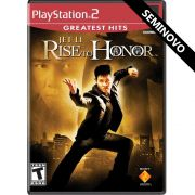 Rise to Honor (Greatest Hits) - PS2 (Seminovo)