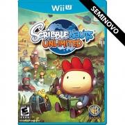 Scribblenauts Unlimited - Wii U (Seminovo)
