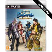Sengoku Basara Samurai Heroes - PS3 (Seminovo)