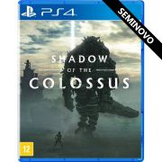 Shadow of the Colossus - PS4 (Seminovo)