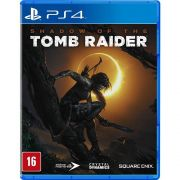 Shadow Of The Tomb Raider - PS4 (Pré-venda)