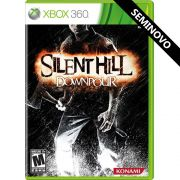 Silent Hill Downpour - Xbox 360 (Seminovo)