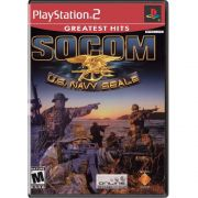 SOCOM U.S. Navy Seals (Greatest Hits) - PS2