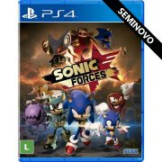 Sonic Forces - PS4 (Seminovo)