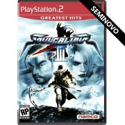 SoulCalibur III (Greatest Hits) - PS2 (Seminovo)