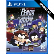South Park A Fenda que Abunda Força - PS4 (Seminovo)