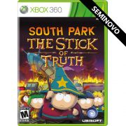 South Park The Stick of Truth - Xbox 360 (Seminovo)