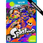 Splatoon - Wii U (Seminovo)