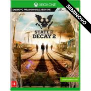 State Of Decay 2 - Xbox One (Seminovo)