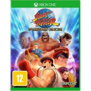 Street Fighter 30th Anniversary Collection - Xbox One