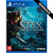 Styx Shards of Darkness - PS4 (Seminovo)