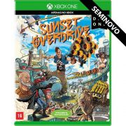 Sunset Overdrive - Xbox One (Seminovo)