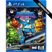 Super Dungeon Bros - PS4 (Seminovo)