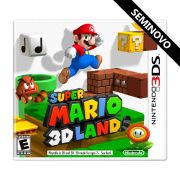 Super Mario 3D Land - 3DS (Seminovo)