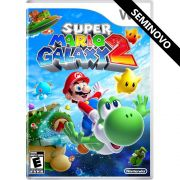 Super Mario Galaxy 2 - Wii (Seminovo)
