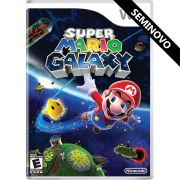 Super Mario Galaxy - Wii (Seminovo)