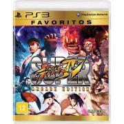 Super Street Fighter IV Arcade Edition (Coleção Favoritos) - PS3