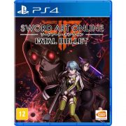 Sword Art Online Fatal Bullet - PS4