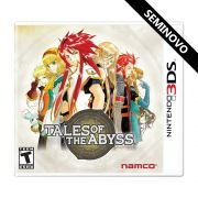 Tales of the Abyss - 3DS (Seminovo)