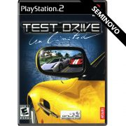 Test Drive Unlimited - PS2 (Seminovo)