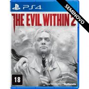 The Evil Within 2 - PS4 (Seminovo)